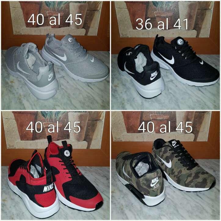 Imagen producto Zapatillas varios modelos 2