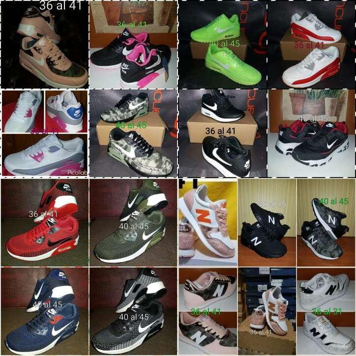 Imagen producto Zapatillas varios modelos 3