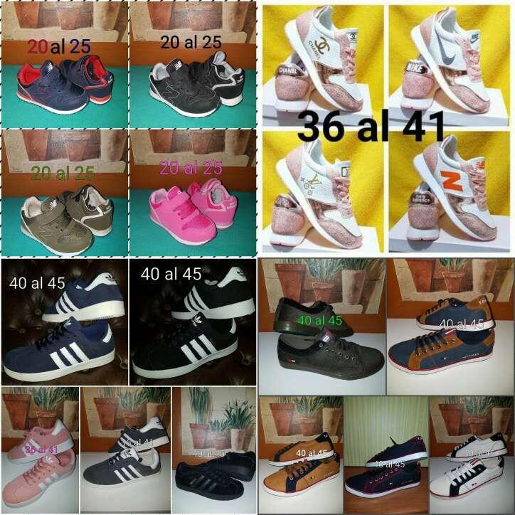 Imagen producto Zapatillas varios modelos 4
