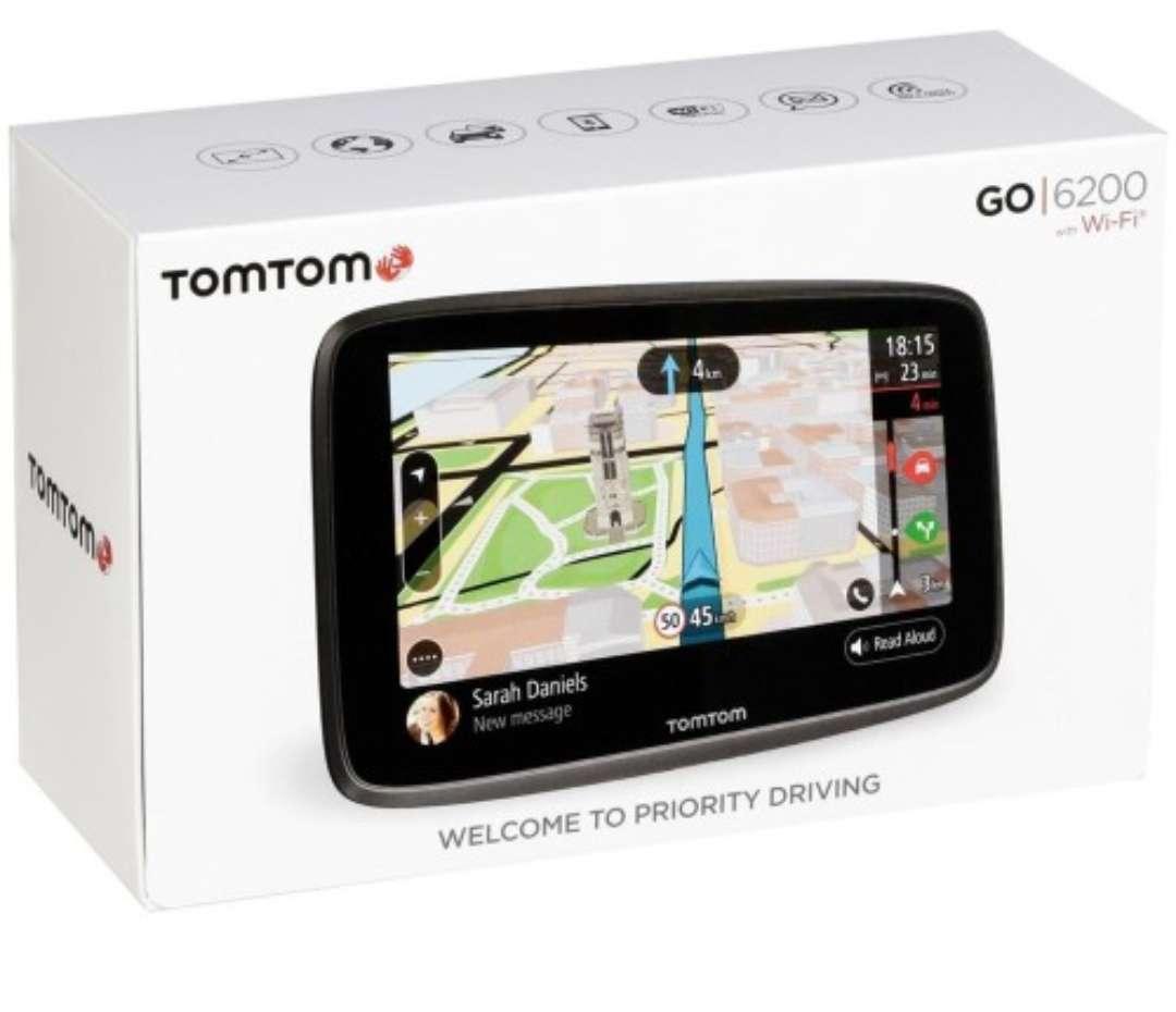 Imagen navegador GPS