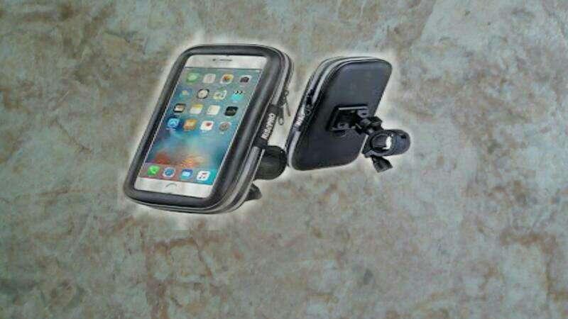 Imagen Soporte para Celular/GPS de Moto/Bicicleta