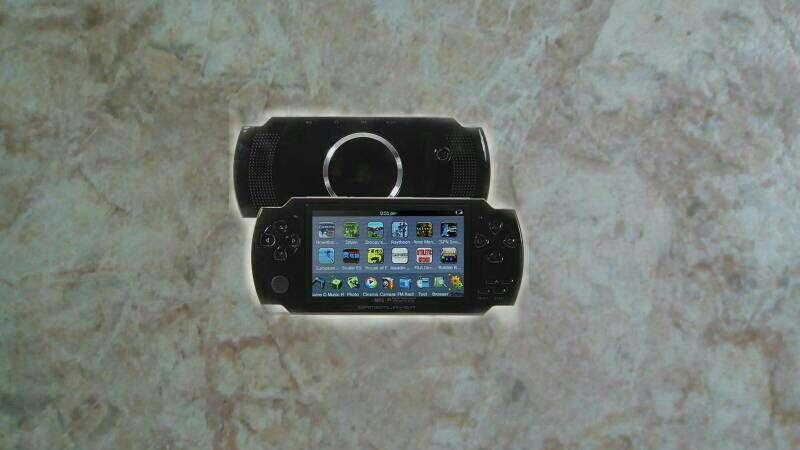 Imagen Video consola Mp4/5