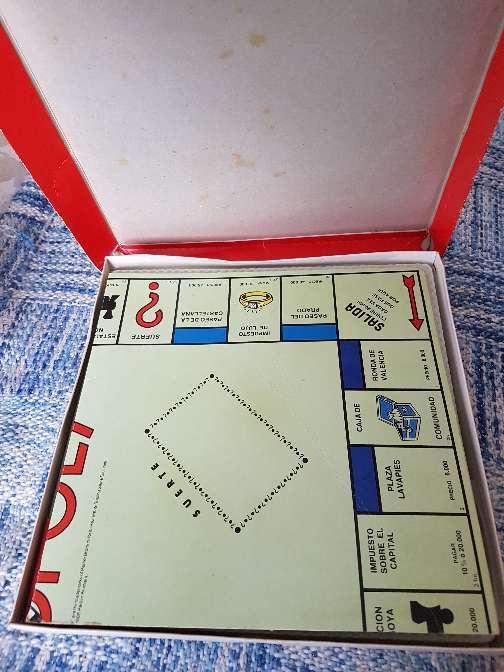Imagen monopoly antiguo