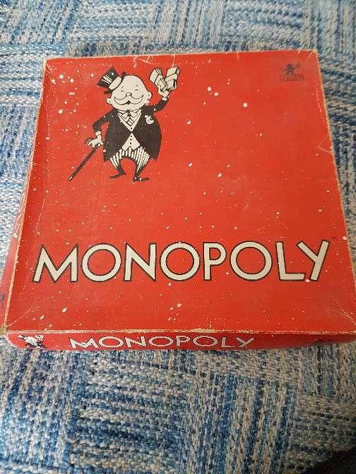 Imagen producto Monopoly antiguo 2