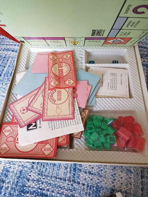Imagen producto Monopoly antiguo 3