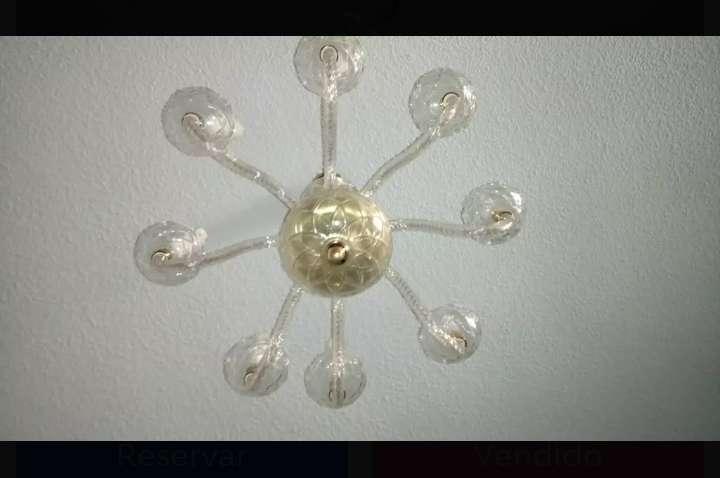 Imagen producto Lámpara vintage de araña 2