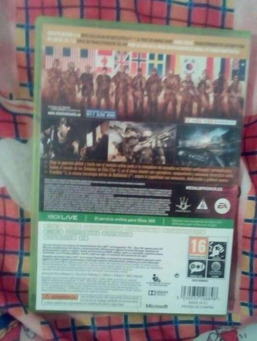 Imagen producto Vendo juegos de XBOX 360 2