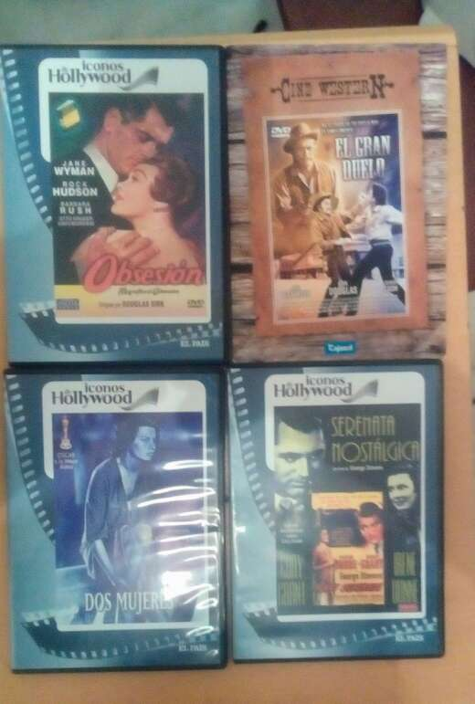 Imagen producto Vendo películas DVD 3