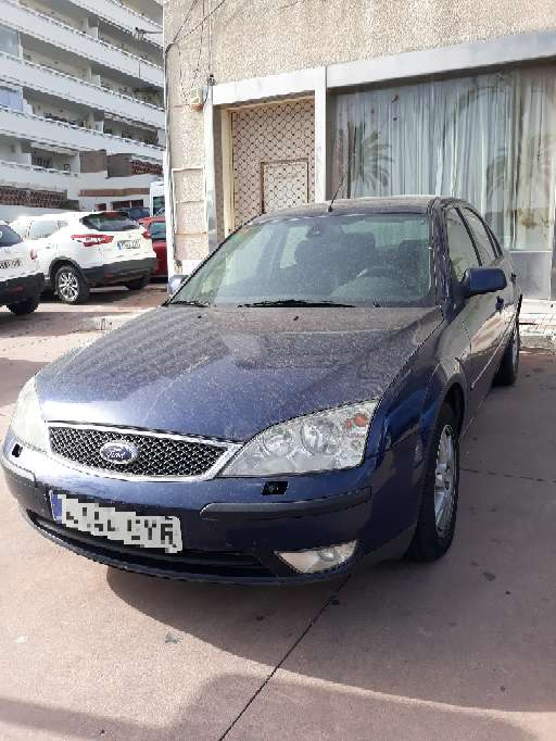 Imagen producto Ford Mondeo 2.0 TDCI 2