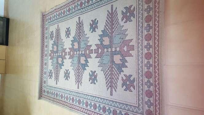 Imagen alfombra rectangular