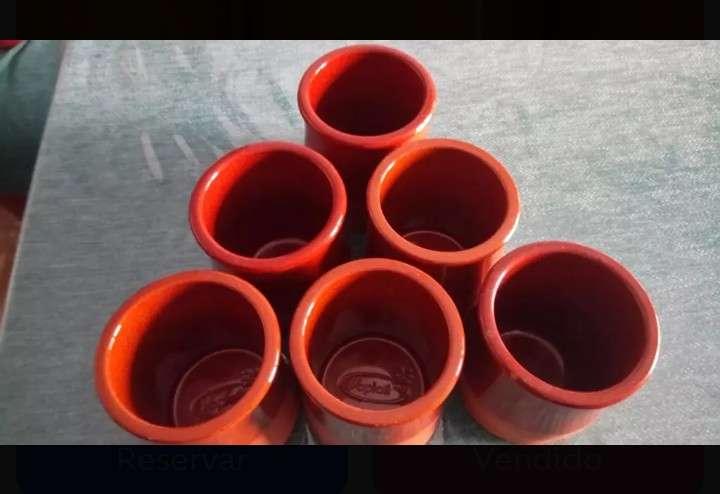 Imagen 8 Vasos de barro