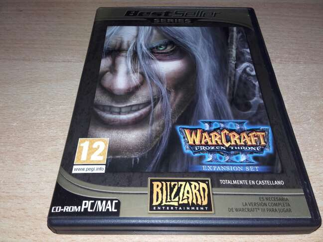 Imagen WARCRAFT III the frozen throne
