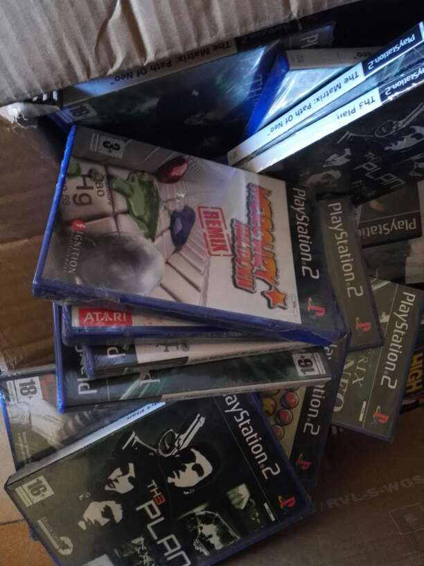 Imagen producto Pack juegos para play 2 3
