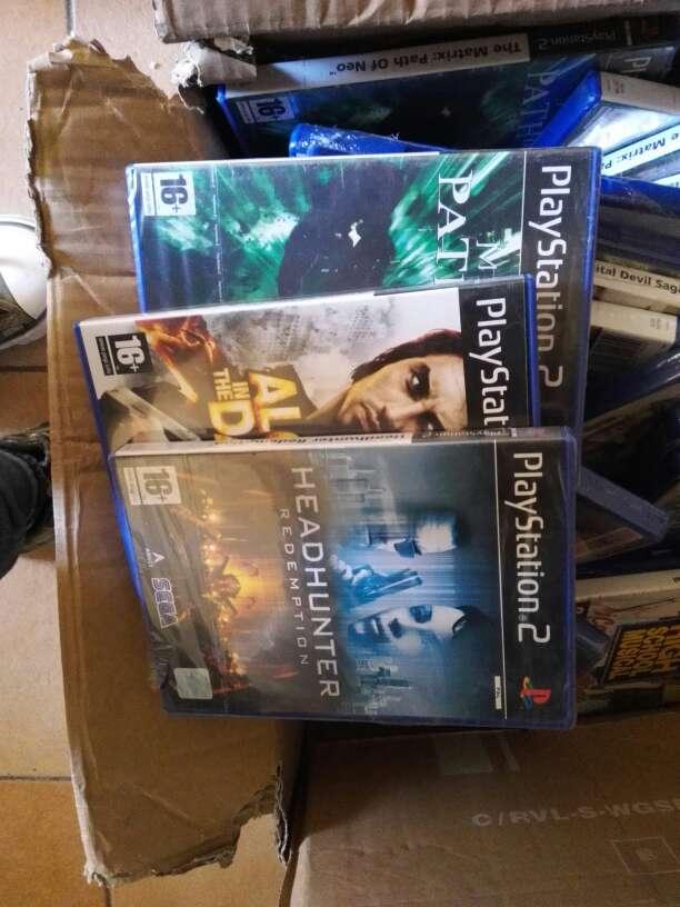 Imagen producto Pack juegos para play 2 4