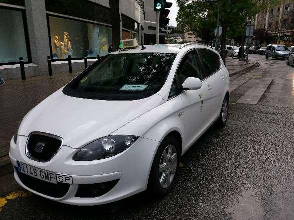 Imagen Se traspasa licencia de taxi en Sabadell