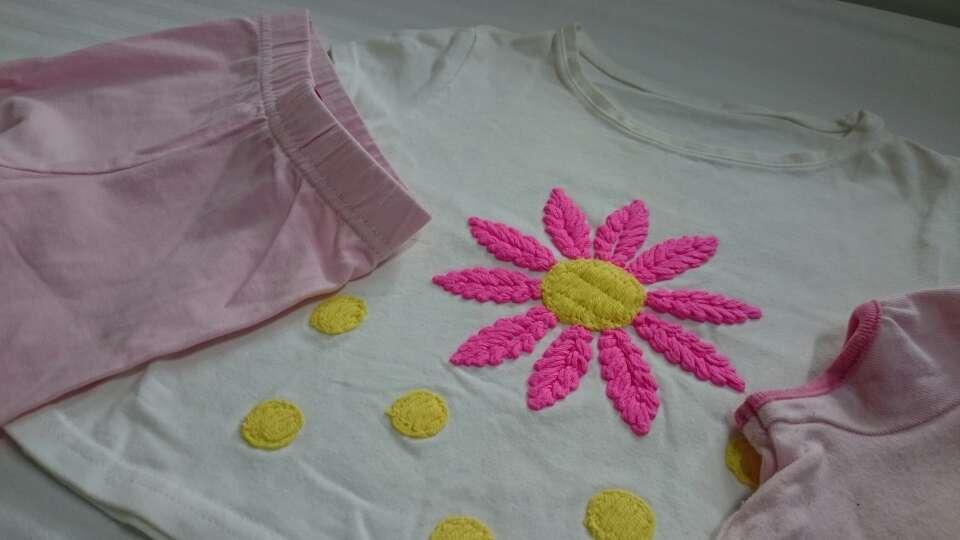 Imagen producto LOTE niña mallas y camisetas  2