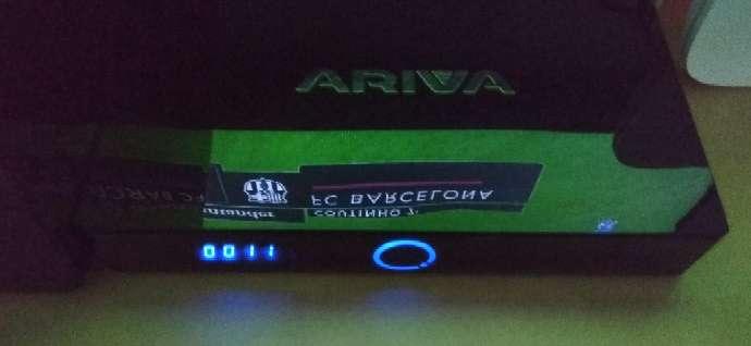Imagen producto Ferguson Ariva 4K Combo SAT+TDT Android  4
