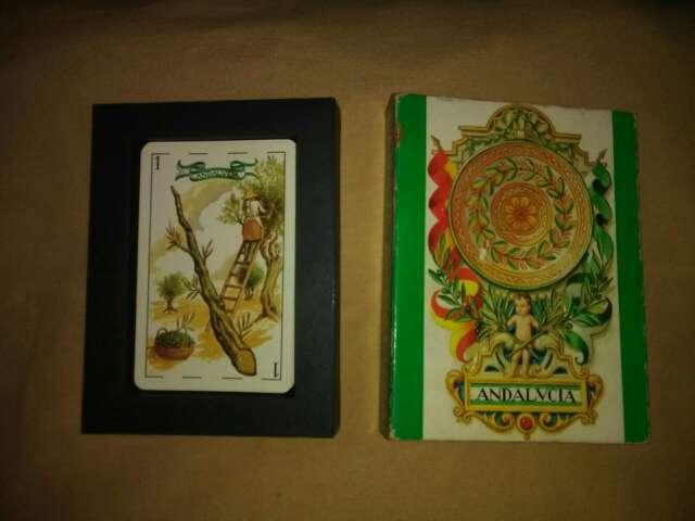 Imagen producto Baraja de cartas Andaluza. Heraclio fournier. 1979 3