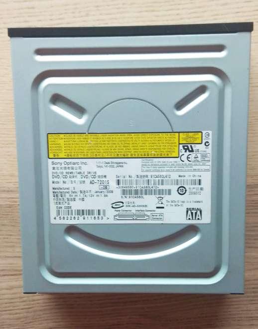 Imagen producto Sony Optiarc AD-7201S-0B schwarz 3