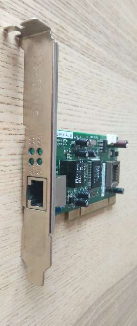 Imagen D-link Tarjeta PCI Gigabit