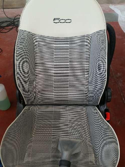 Imagen producto La tapicería de tu coche está sucia? 3