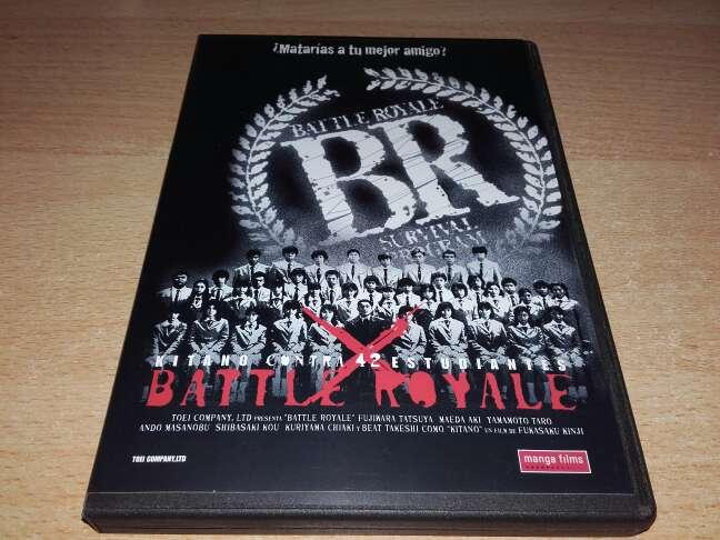 Imagen BATTLE ROYALE I y II