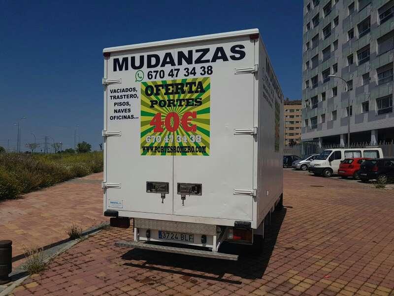 Imagen producto Mudanzas portes y transportes 2