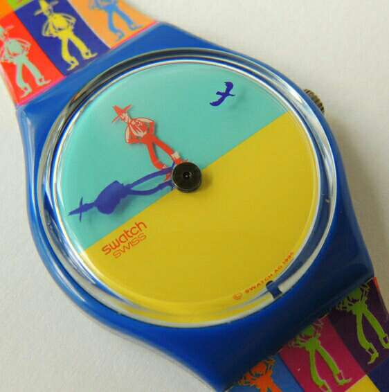 Imagen Reloj Swatch