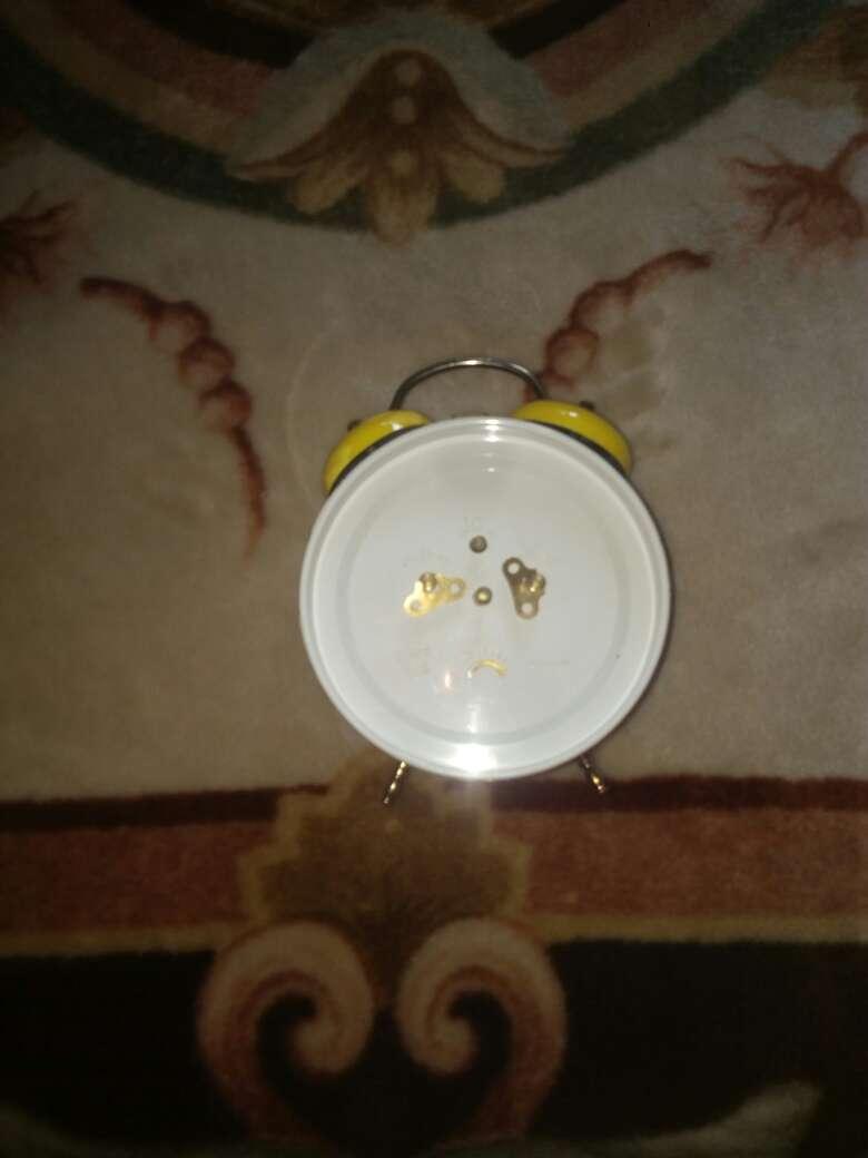 Imagen producto Genial reloj Mickey Mouse despertador Bradley 2