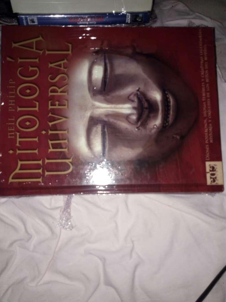 Imagen producto Libro de la mitologia universal 4