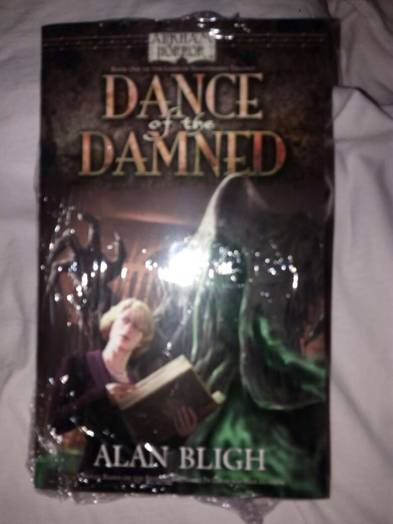 Imagen producto Libro de dance of the damned 1