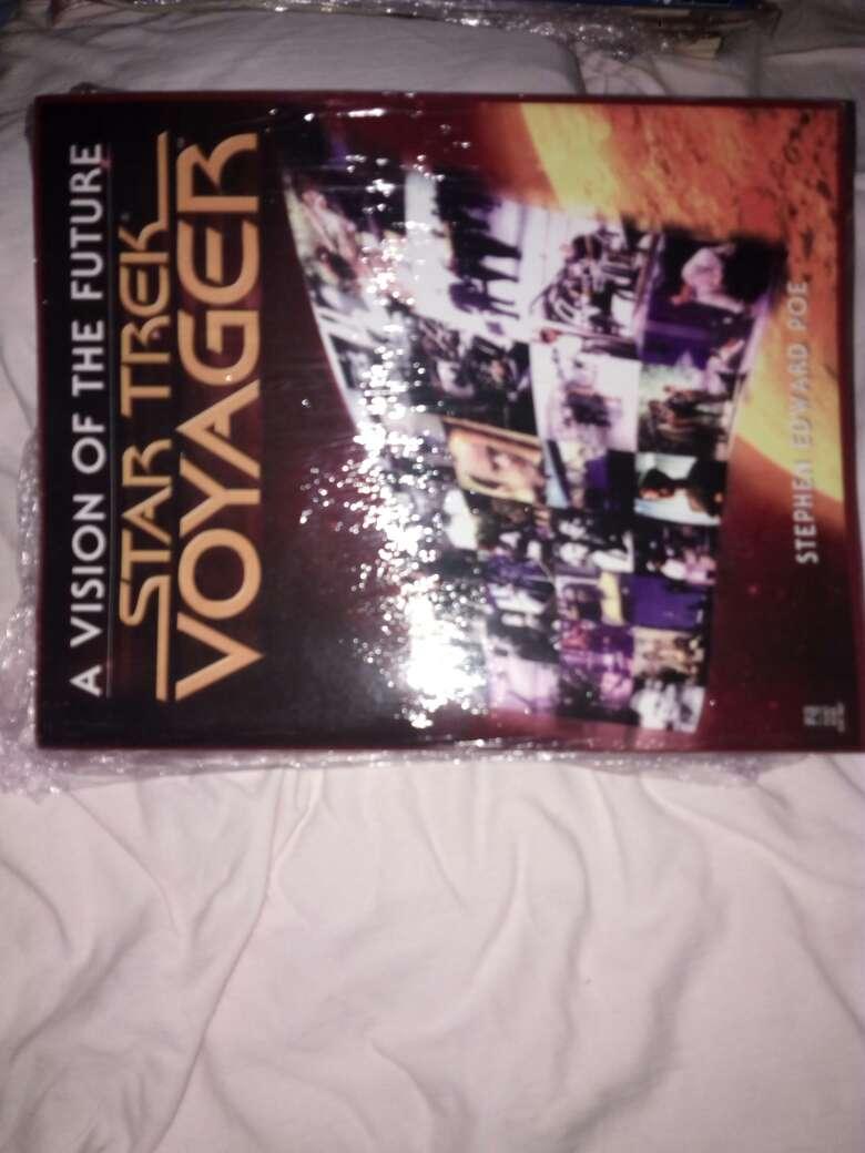 Imagen producto Libro de star trek voyager 3