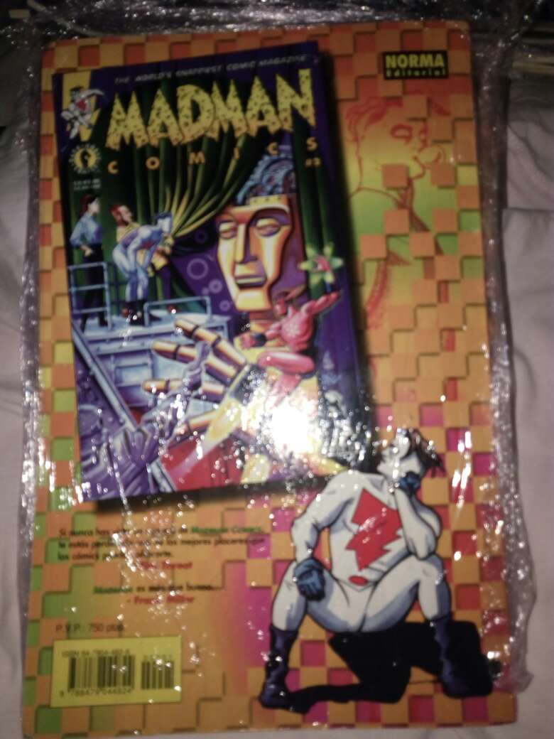Imagen producto Comic o historieta madman 2