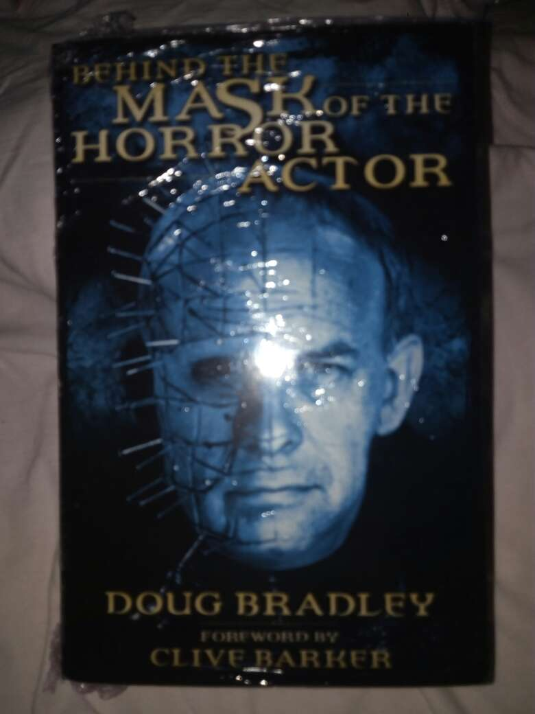Imagen Libro de mask of the horror actor