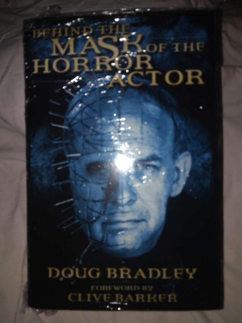 Imagen Libro de mask of the horror actor