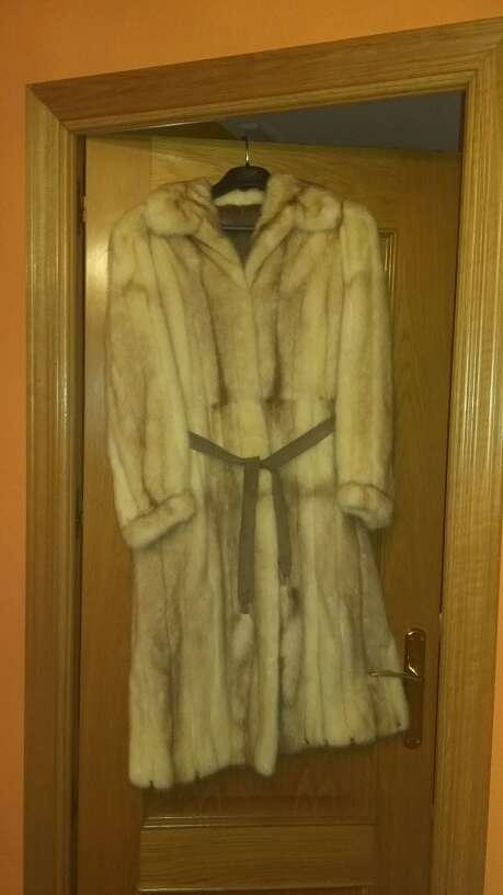 Imagen abrigo vison
