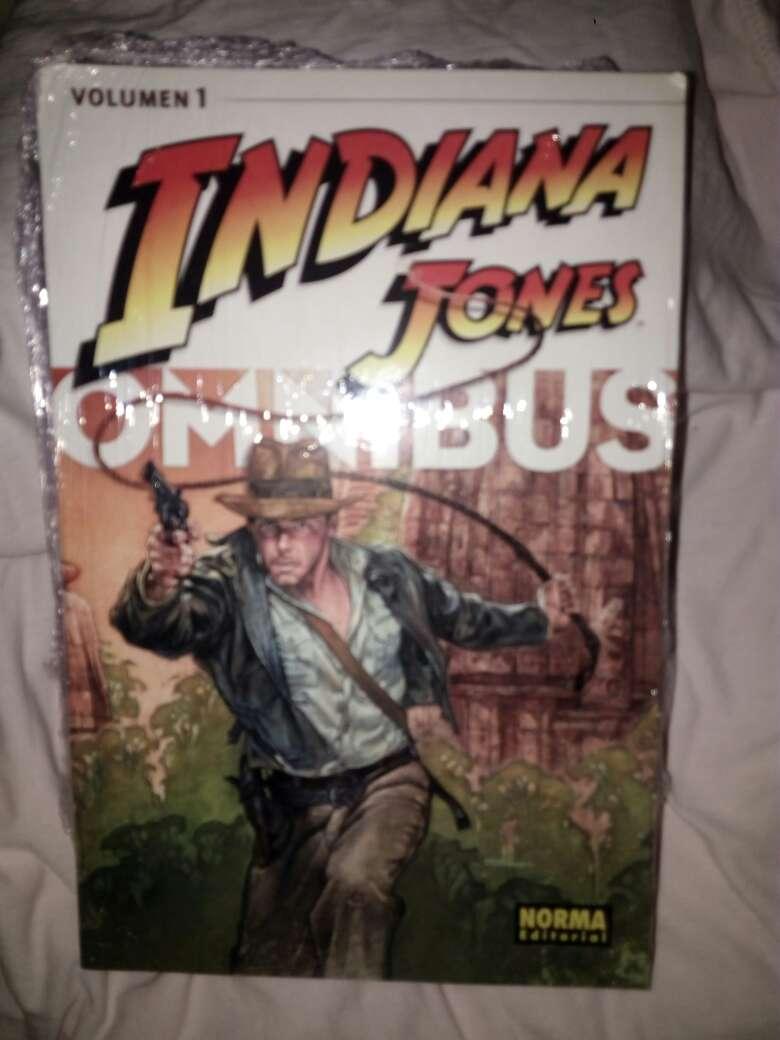 Imagen Libro de: indiana jones omnibus
