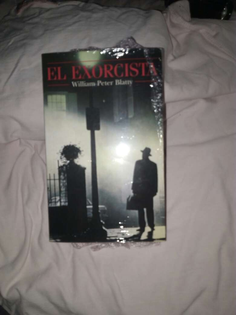 Imagen Libro del:el exorcista por william peter blatty