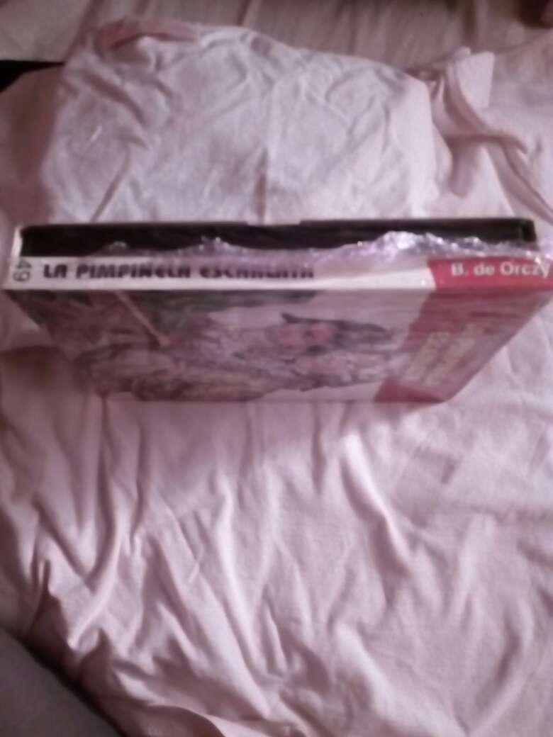 Imagen producto Libro de la pimpinela escarlata  3