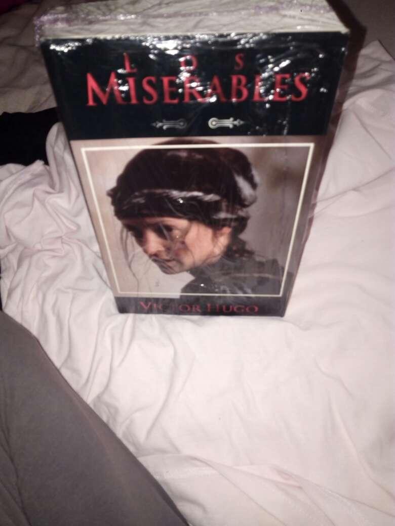 Imagen Libro los miserables por victor hugo
