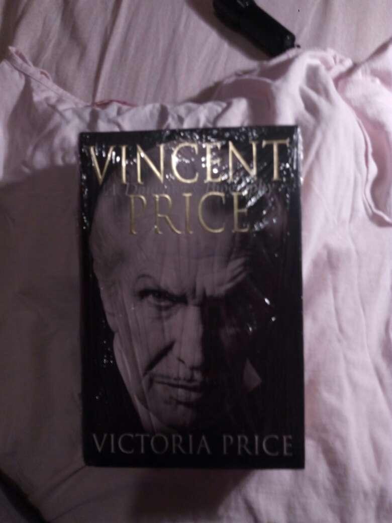 Imagen producto Libro vicent price por a daugliter biography 1