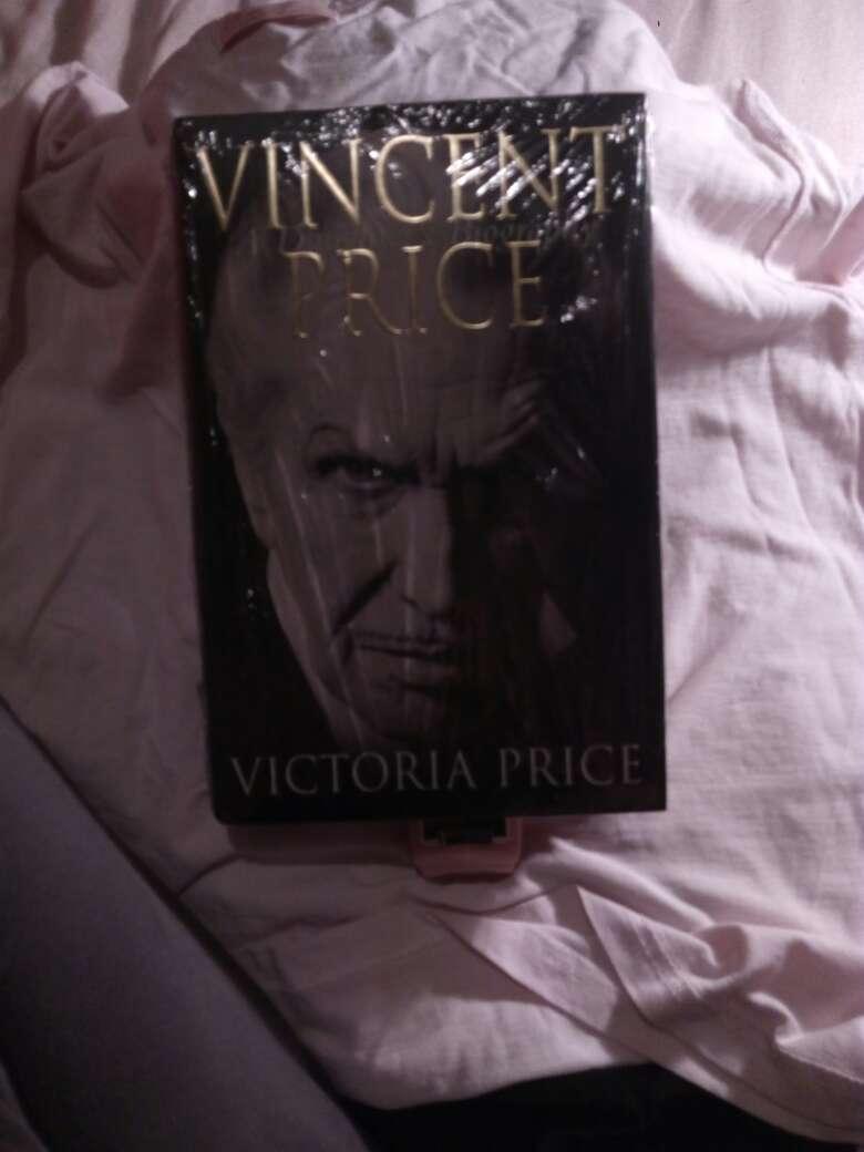 Imagen producto Libro vicent price por a daugliter biography 2
