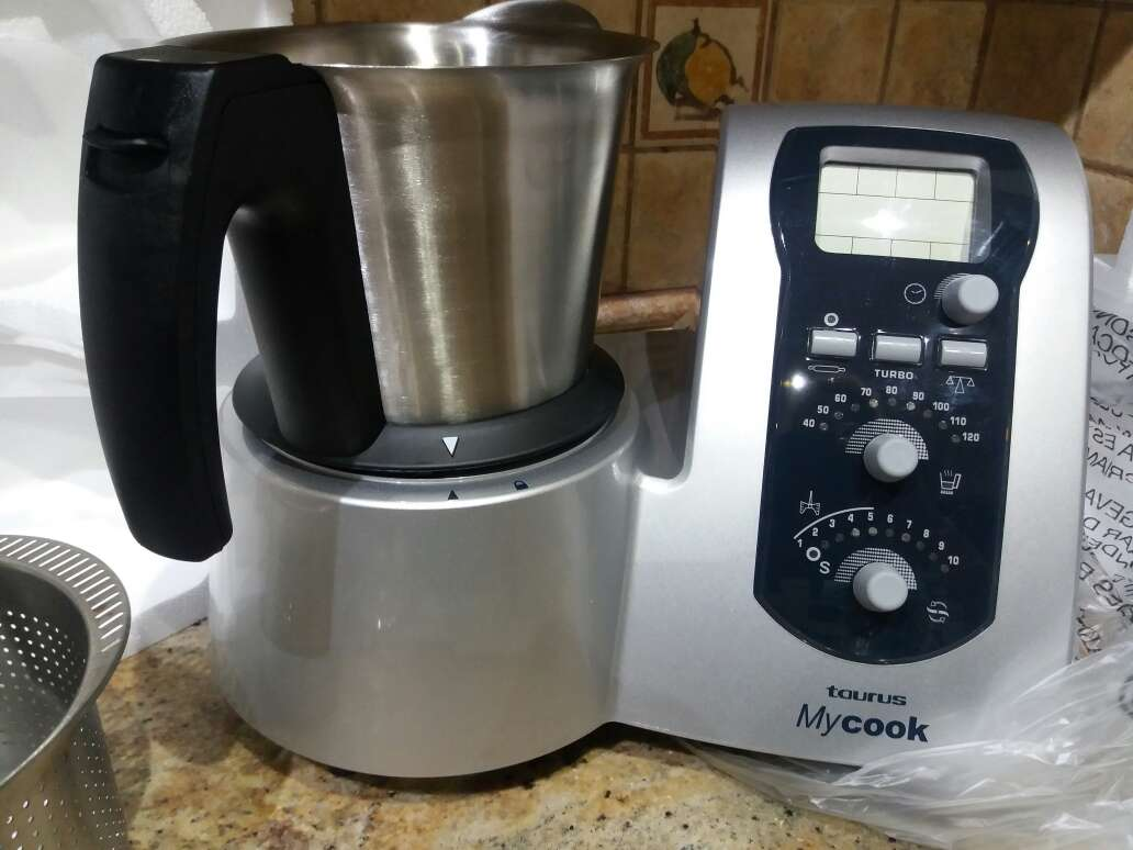 Imagen robot de cocina my cook
