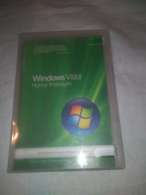 Imagen windows vista original con serial