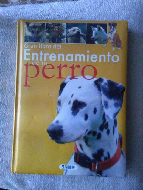 Imagen Libro entrenamiento y adiestramiento del perro
