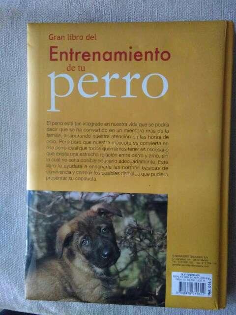 Imagen producto Libro entrenamiento y adiestramiento del perro 2