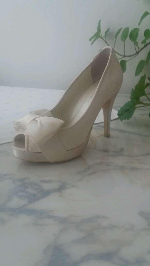 Imagen producto Zapatos de tacon numero /36; vestidos de fiesta  xs/s 2