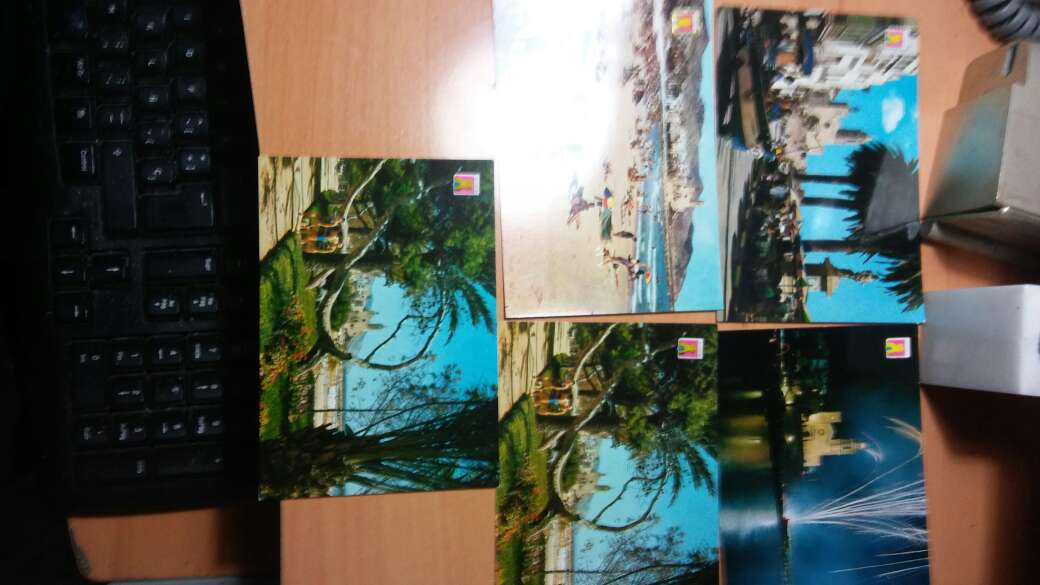 Imagen producto Postales diferentes 3