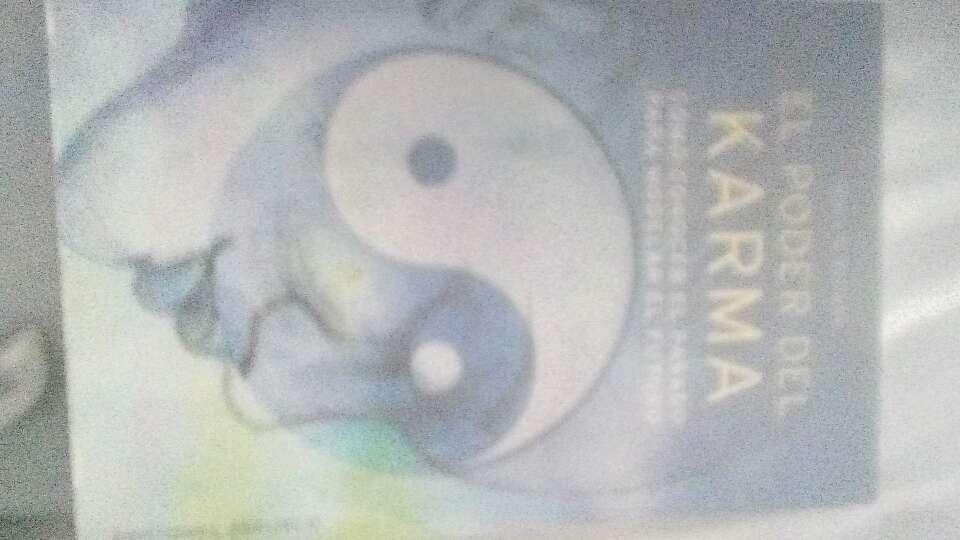 Imagen el poder del karma