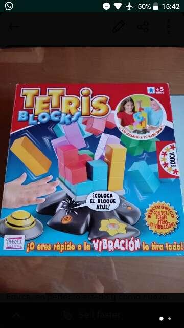Imagen Juego de mesa (Tetris)